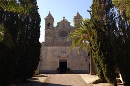 Kirche in Petra