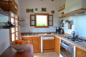 Finca Son Canals Küche