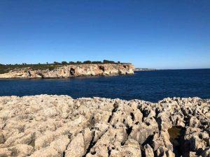 Mallorca Meeresausblick