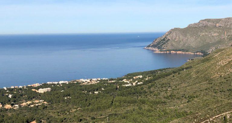 Mallorca Meeresküste