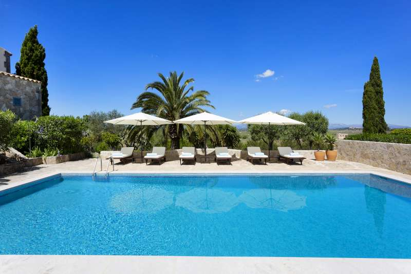 Finca Son Canals Pool